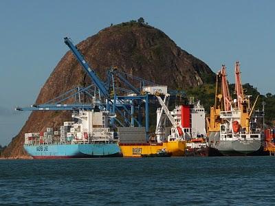 Imagem de Espírito Santo: Acordo entre portuários e Portocel viabiliza a  ampliação do porto