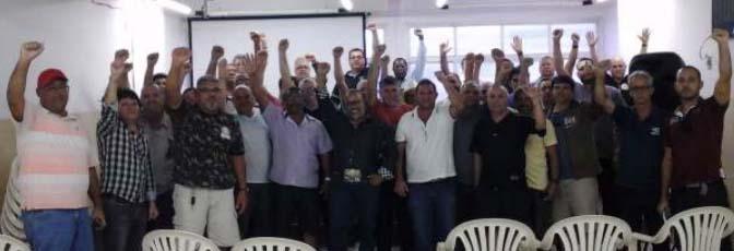 Imagem de Espírito Santo: Contra a privatização da Codesa, portuários aprovam estado de greve