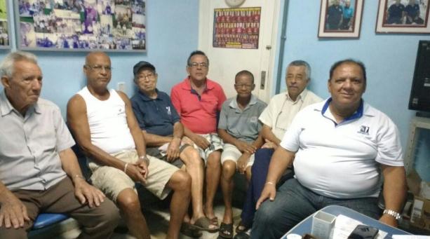 Imagem de Espírito Santo: Portuários aposentados marcam presença no Suport-ES