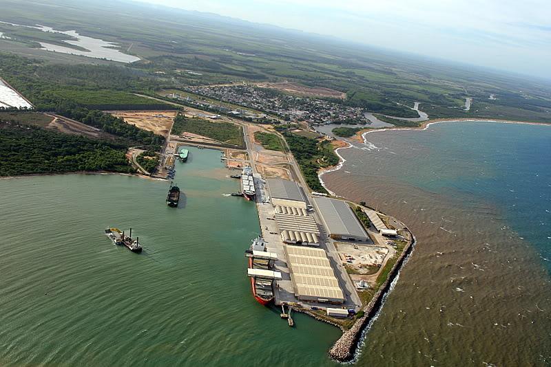 Imagem de Espírito Santo: Após luta do Suport-ES, portuário  avulso em  Portocel é reintegrado