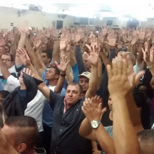 Imagem de ABC: Rodoviários conquistam 8% de reajuste salarial