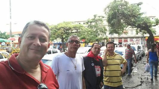 Imagem de #QueroMeAposentar:  Ferroviários na Bahia vão às ruas contra os retrocessos de Temer