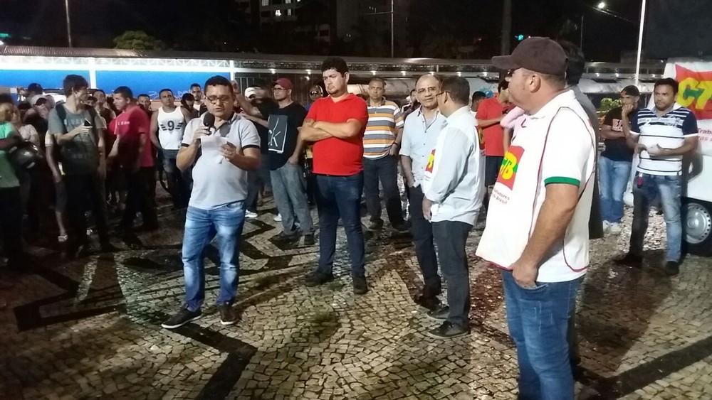 Imagem de Belém: Após cinco dias de paralisação, rodoviários encerram greve