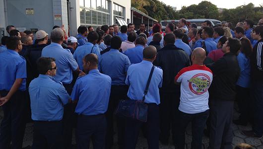 Imagem de Sorocaba: Após pagamento, rodoviários na Rápido Luxo Campinas encerram  greve