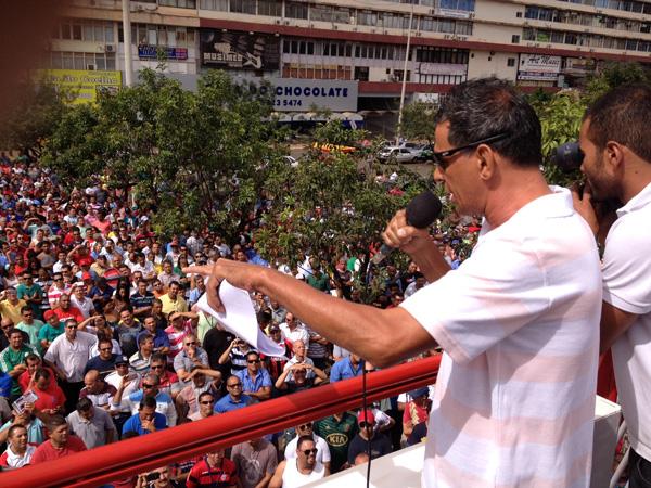 Imagem de Brasília: Rodoviários dão largada à Campanha Salarial com assembleia neste domingo (12)