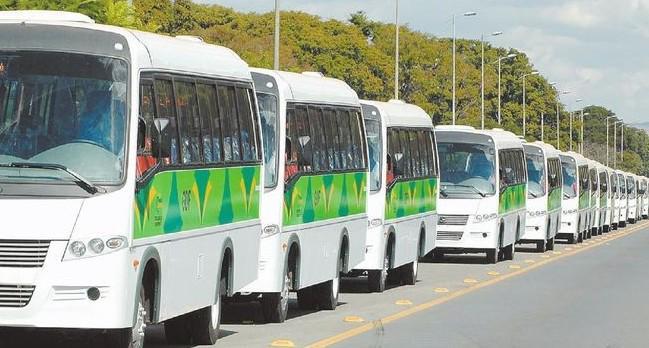 Imagem de Brasília: Rodoviários de cooperativas cruzam os braços nesta quarta (15)