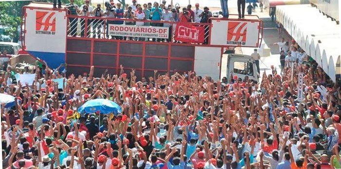 Imagem de Brasília: Rodoviários e patrões realizam encontro decisivo nesta sexta (15)