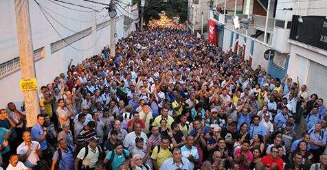 Imagem de Guarulhos: Pressão dos condutores faz Guaruset abrir diálogo
