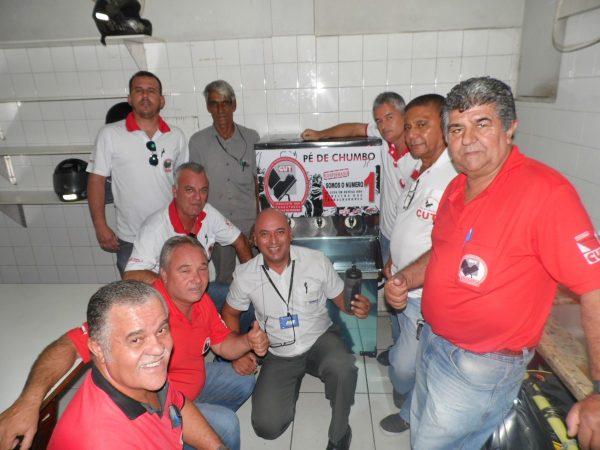 Imagem de Taubaté (SP): Motoristas e cobradores na Rodoviária Velha conquistam melhoria no local de descanso