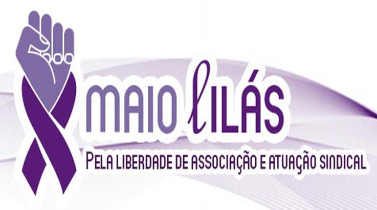 Imagem de Maio Lilás: Liberdade sindical e reforma trabalhista são temas