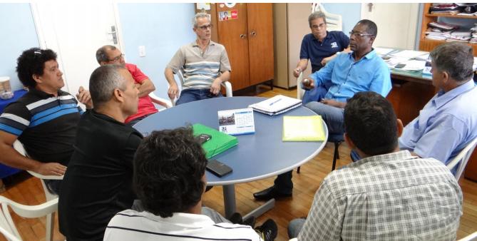 Imagem de Espírito Santo: Em defesa da segurança,  Sindicato dos Portuários fecha parceria de luta com carreteiros nos portos
