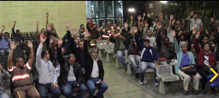 Imagem de SP: Agentes de Trânsito vão realizar assembleia para construção de pauta da Campanha Salarial 2018