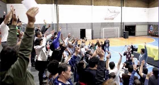 Imagem de SP: Contra terceirização da bilheteria e privatização do Metrô, metroviários aprovam estado de greve
