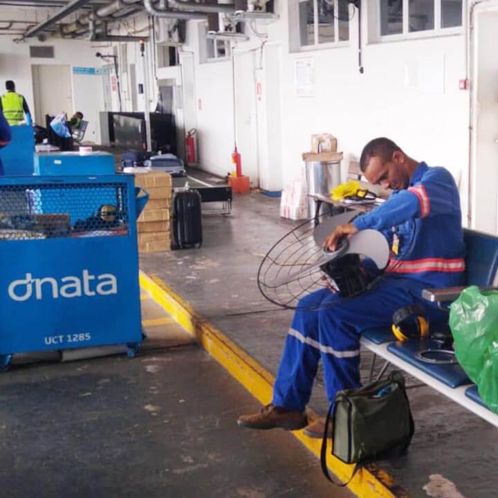 Imagem de Maranhão: Luta do Sindicato Nacional dos Aeroviários melhora infraestrutura do aeroporto de São Luís