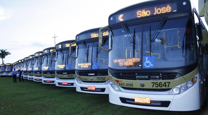 Imagem de Brasília: Após quatro dias de greve, rodoviários conseguem acordo para pagamento de horas extras