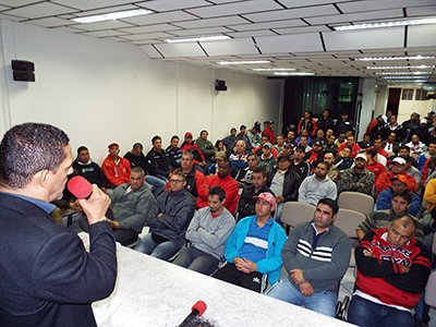 Imagem de Sorocaba: Sindicato dos Rodoviários denuncia Coca Cola por crime contra a organização do trabalho