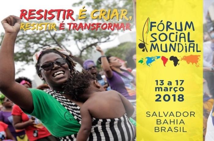 Imagem de Salvador: Fórum Social Mundial tem programação diversificada