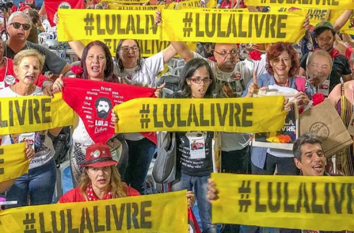 Imagem de Transferência de Lula viola direitos e põe segurança do ex-presidente em risco