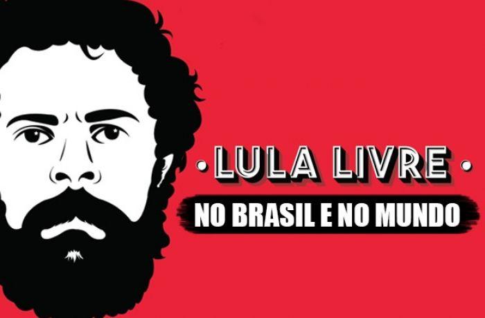 Imagem de #NósSomosLula Brasil e o mundo se mobilizam em defesa de Lula nesta quarta-feira (11)