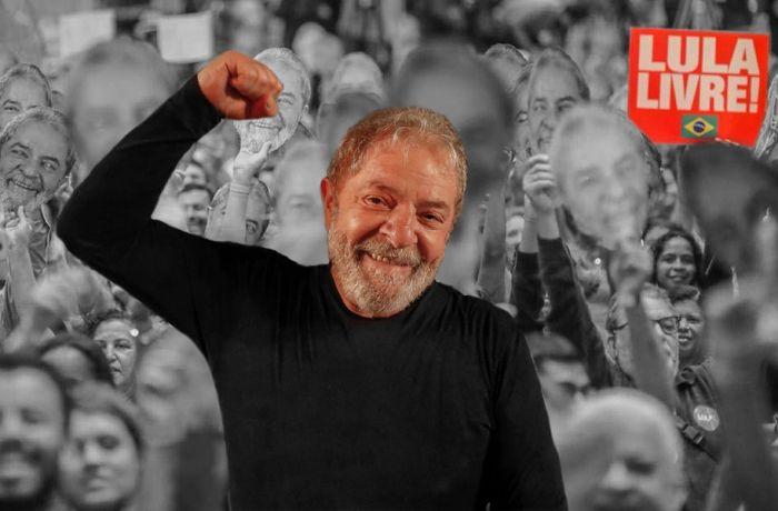 Imagem de 53% dos brasileiros defendem novo julgamento para Lula, aponta Vox Populi