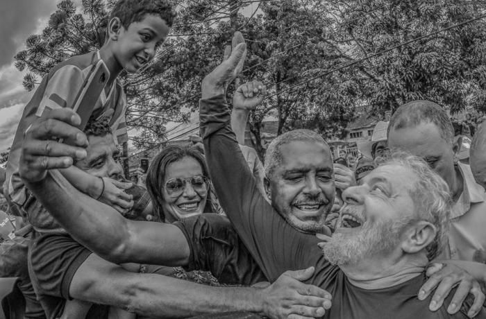 Imagem de CUT/Vox: Para 54%, Lula tem direito de ser candidato