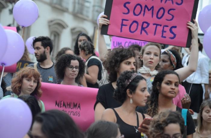 Imagem de #8deMarço Mulheres de todo o país sairão às ruas contra os retrocessos do governo Bolsonaro