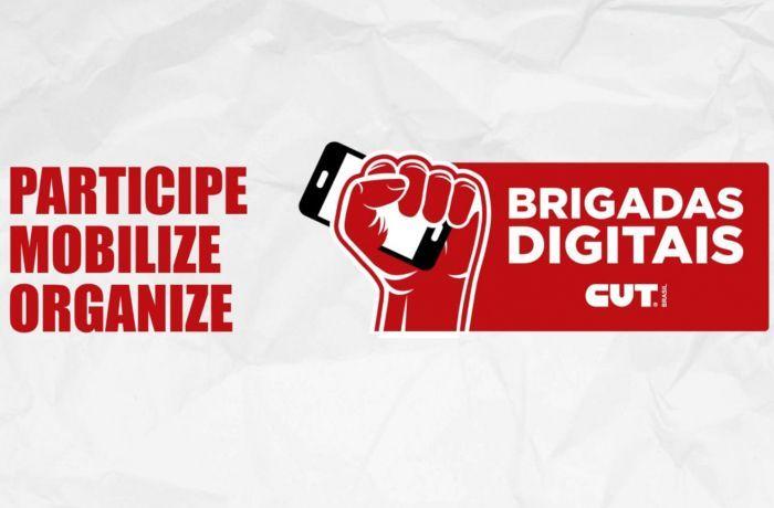 Imagem de CUT lança mutirão de brigadas digitais para fortalecer luta por direitos nas redes