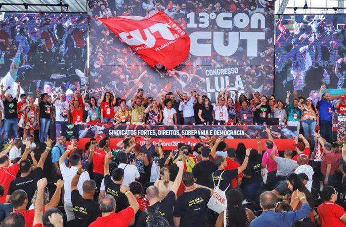 Imagem de Sérgio Nobre é eleito presidente da CUT
