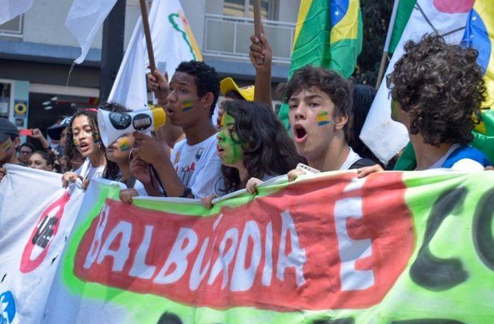 Imagem de Grito dos Excluídos tem protestos contra Bolsonaro em todo o Brasil