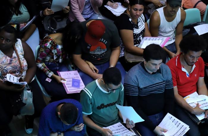 Imagem de CNI: Quase 60% dos brasileiros têm medo de perder o emprego