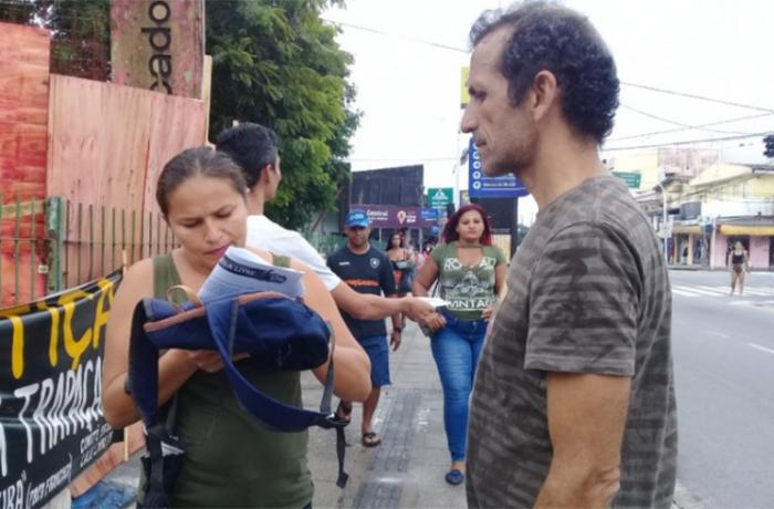 Imagem de Abaixo-assinado por Lula livre passa a marca de 100 mil adesões