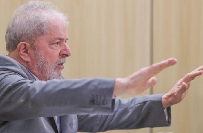 """Imagem de #LulaLivre """"Não troco minha dignidade pela minha liberdade"""