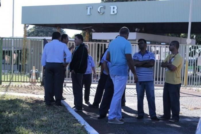 Imagem de Brasília: Após paralisação, rodoviários na TCB entram com pedido de dissídio coletivo