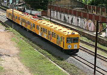 Imagem de 29 da maio: Ferroviários na Bahia vão cruzar os braços no Dia de Luta