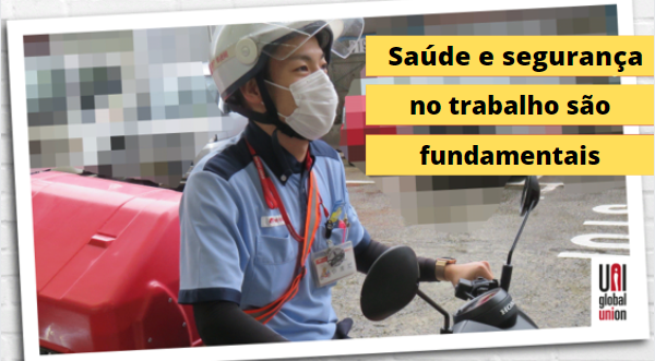 Imagem de Participe do tuitaço mundial para incluir saúde e segurança como direito na OIT