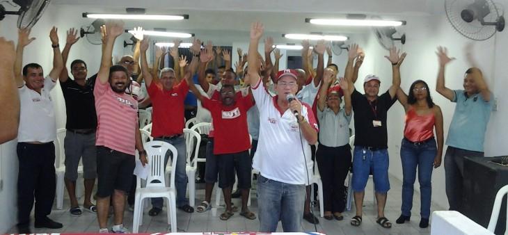 Imagem de Alagoas: Em assembleia, rodoviários aprovam correção automática do plano de saúde