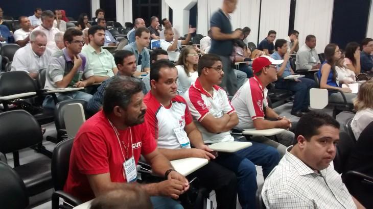 Imagem de Alagoas: Rodoviários participam de audiência pública sobre transporte coletivo