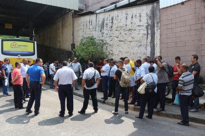 Imagem de São Roque: Trabalhadores no transporte urbano podem cruzar os braços nesta terça (17)
