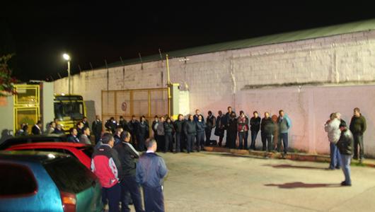 Imagem de São Roque: Rodoviários protestam contra atraso no pagamento e benefícios