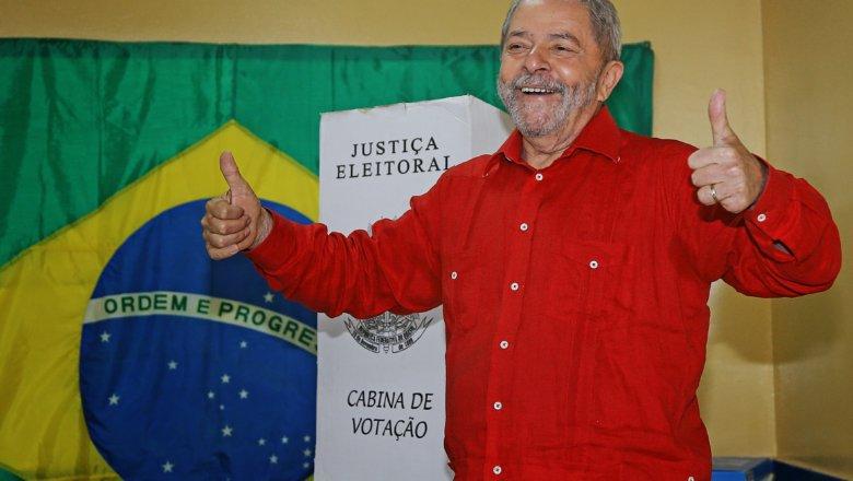 """Imagem de Ibope: 30% querem votar em Lula """"com certeza"""""""