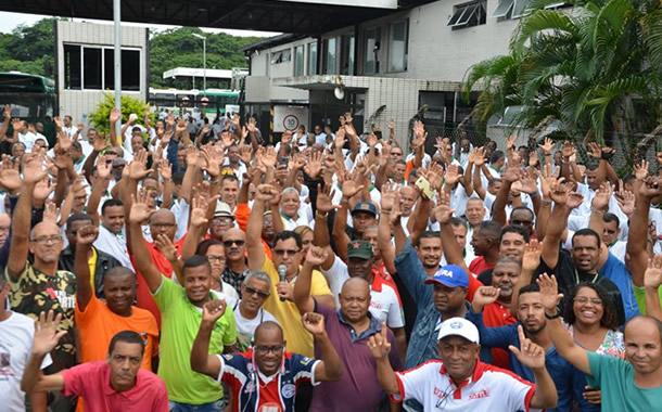 Imagem de Bahia: Rodoviários encerram greve e fecham Campanha Salarial
