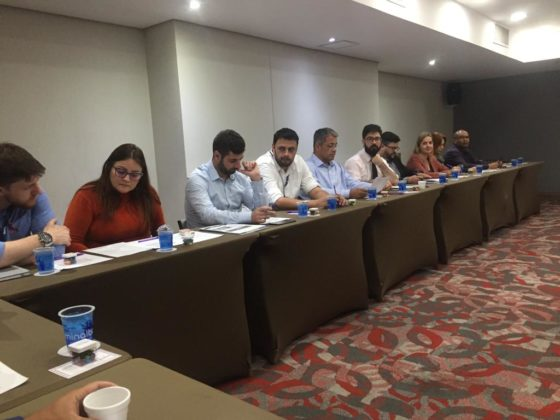 Imagem de SP: Aeroviários e aeronautas participam de primeira rodada de negociação da Campanha Salarial com as empresas aéreas