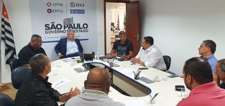 Imagem de Guarulhos: Sincoverg debate com empresários e governos municipal e estadual garantia de salários e direitos para motoristas