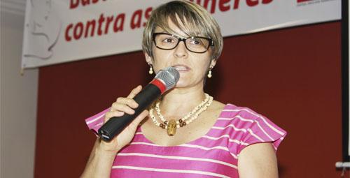 """Imagem de """"Paridade não é um número. É um conceito e uma política"""", frisa Rosane Silva"""