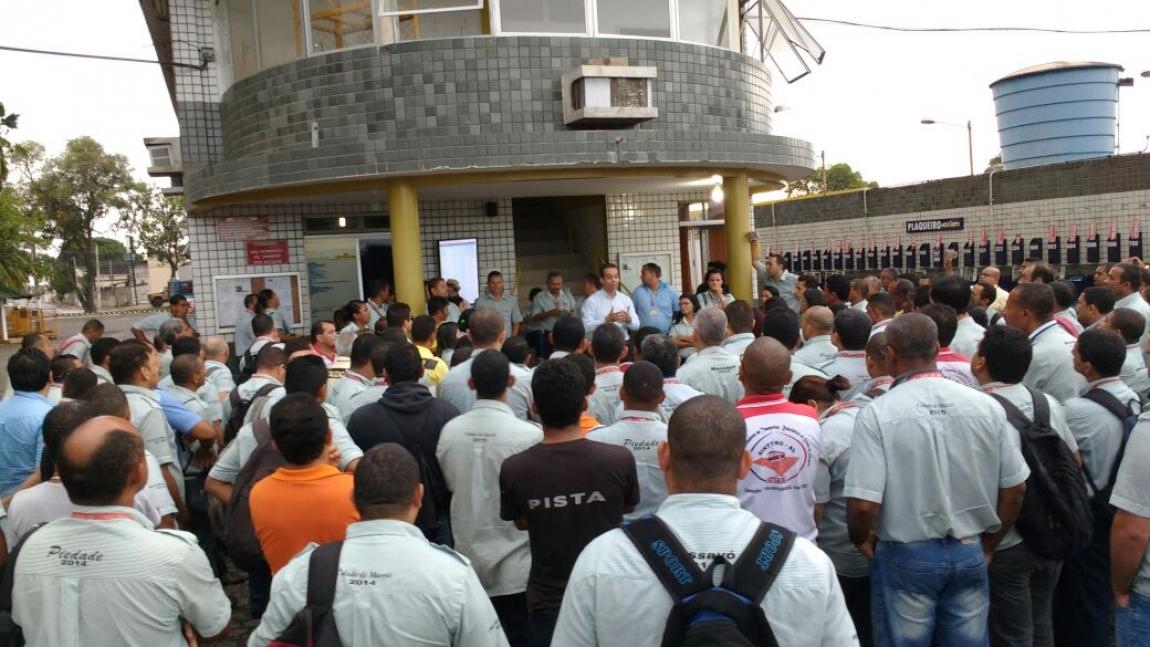 Imagem de Maceió: Rodoviários entram em greve contra atraso no pagamento do 13º salário