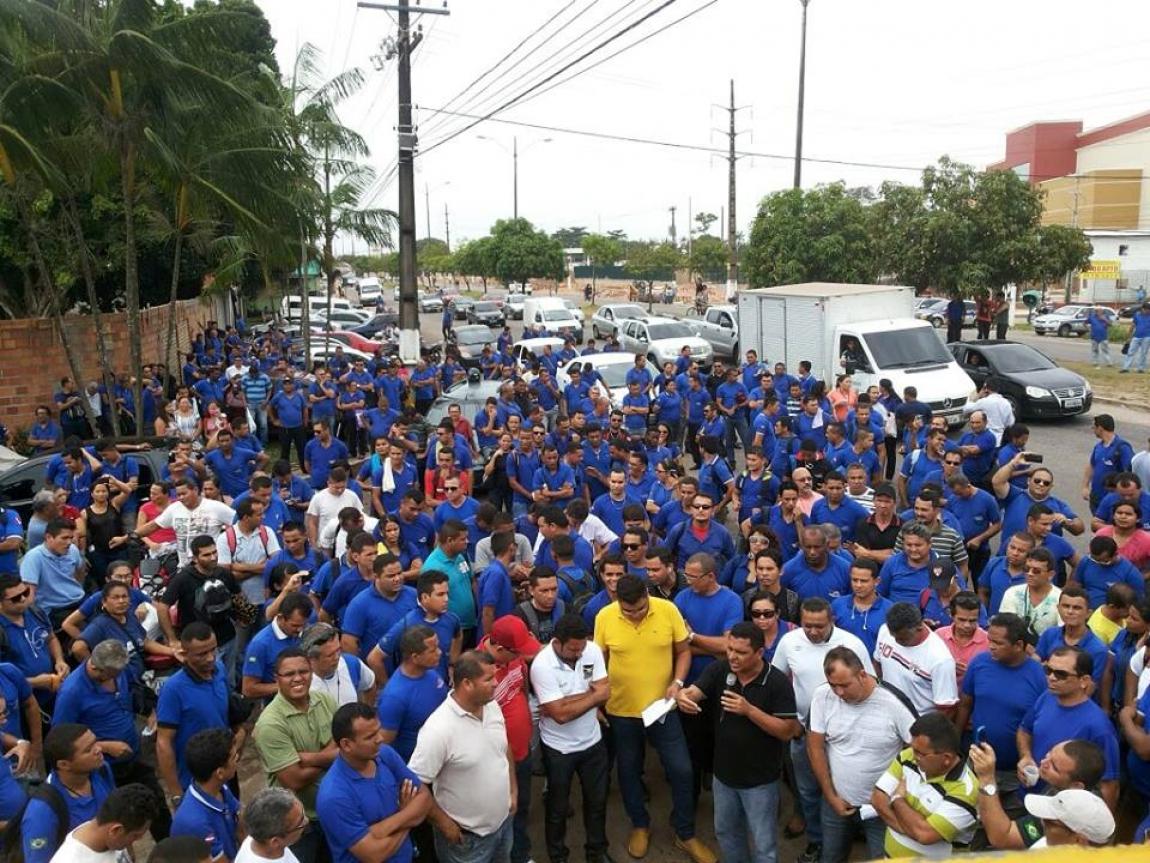 Imagem de Belém: Rodoviários conquistam 9,34% de reajuste salarial