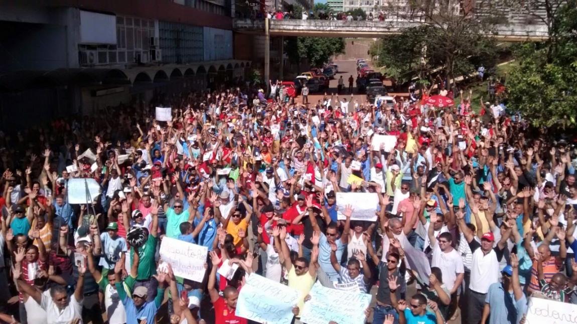 Imagem de Brasília: Rodoviários devem entrar em greve na segunda (8)