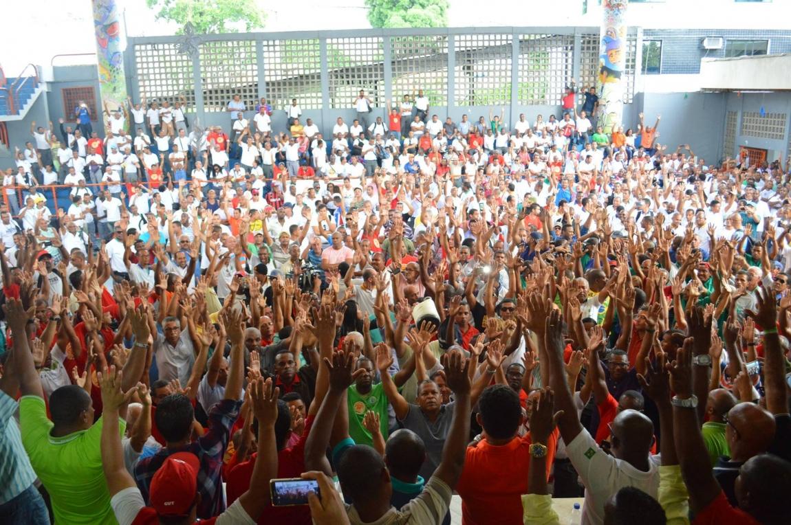 Imagem de Bahia: Rodoviários conquistam 10% de reajuste salarial