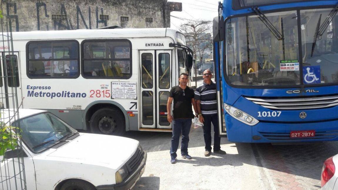 Imagem de Bahia: Onda de assalto volta  a aterrorizar motoristas e cobradores