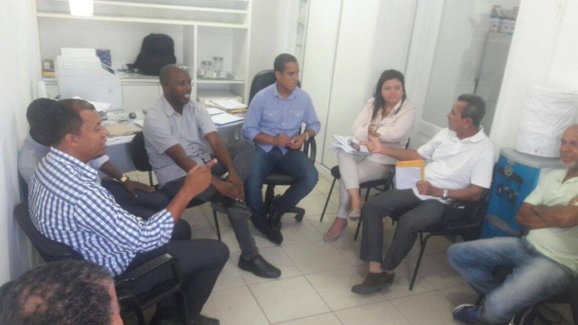 Imagem de Bahia: Rodoviários se reúnem CSN para debater questões da categoria